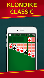 Classic Solitaire Klondike Apk – No Ads! Totally Free! 1
