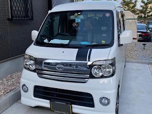 アトレーワゴン S320Gのカスタム事例画像 ☆あい&ゆうじ☆さんの2020年05月07日21:42の投稿