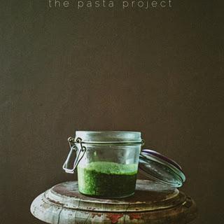 Egg Yolk Pesto Recipe