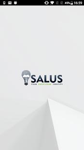 Cura Salus Online - náhled