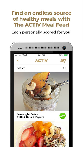ACTIV - Meal Tracker