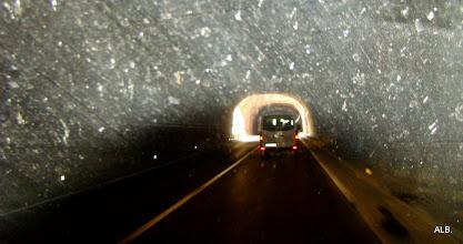 Photo: El tunel.