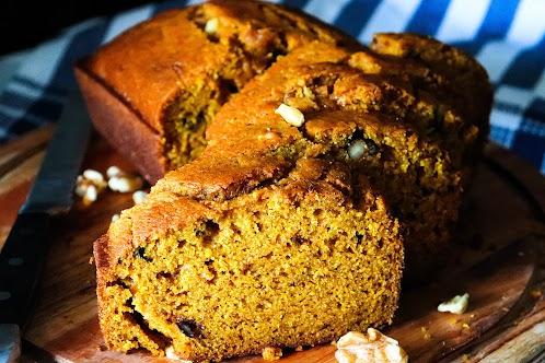 Janet's Pumpkin Bread