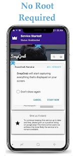 SnapGrab - Screenshot Tool (No Notification) Screenshot