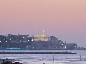 Photo: Old Jaffa at sunset