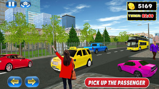 New York Yellow Cab Taxi Driver 2018  screenshots EasyGameCheats.pro 4
