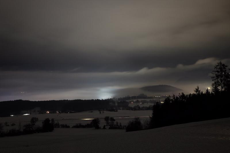 La notte in montagna  di nicolagardin