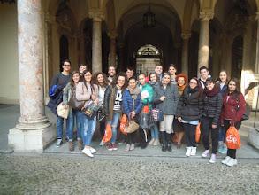 "Photo: 10/03/2015 - Istituto superiore "" Pellati "" di Asti. Classe V A."
