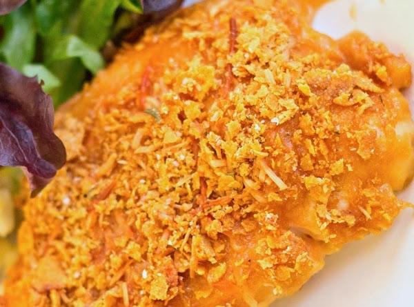 Juicy, Parmesan Chicken Recipe