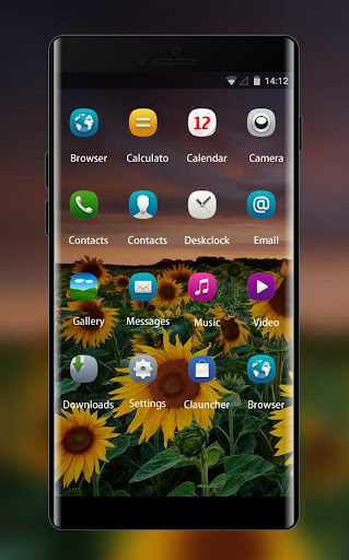 Theme for Nokia Asha 308 HD 1.0.1 screenshots 2