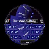 Christmas Star GO Keyboard