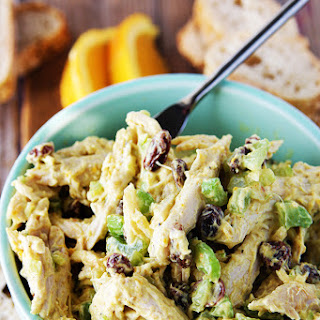 Curried Chicken Salad Spread
