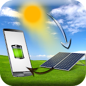 solar charger battery prank