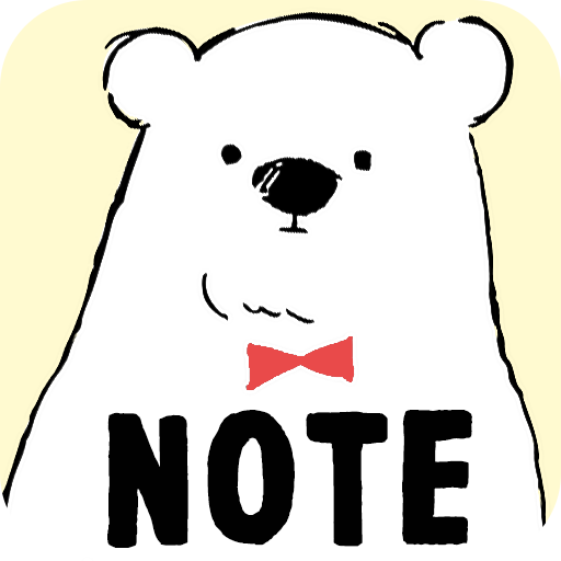 Sticky Notes Shirokuma-Days (app)