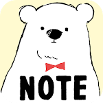 Sticky Notes Shirokuma-Days Icon