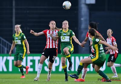 🎥 Julie Biesmans et le PSV écrivent l'histoire en remportant la Coupe des Pays-Bas