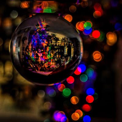 La Bolla di Natale di Nut