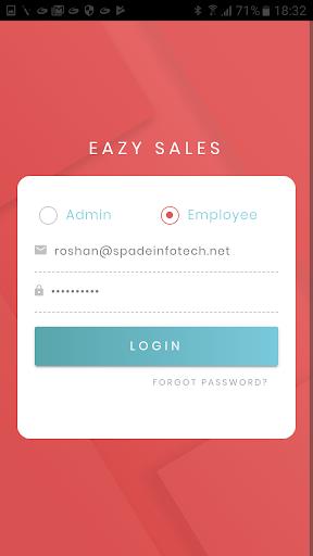 eazy sales screenshot 1
