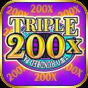 Triple 200x Pay Slot Machines icon