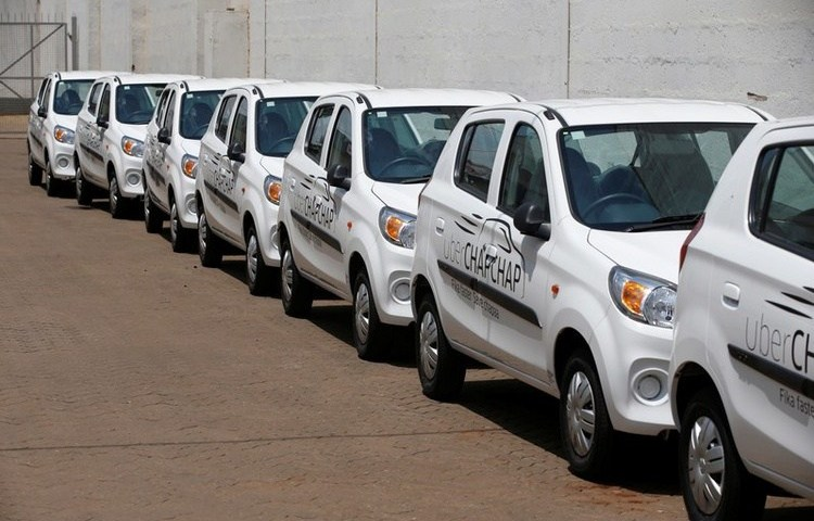 Digital Taxi drivers go on strike, demand higher rates