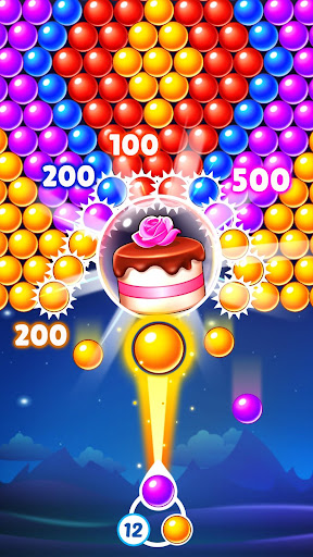 Bubble Shooter ud83cudfaf Pastry Pop Blast filehippodl screenshot 2