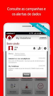 My Vodafone Screenshot 3