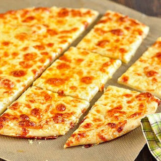 Cheese Pizza with Garlic Recipe