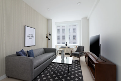 Wall Street Furnished Apartment, Financial District