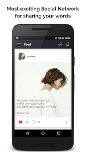 Miraquill (Formerly Mirakee) – Write Quotes, Poems 1.99 MOD + APK + DATA Download 1
