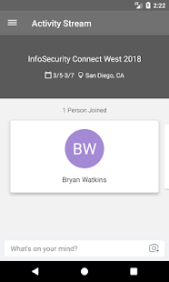InfoSecurity Connect West 2018 - náhled