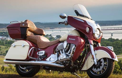 Quebec à moto