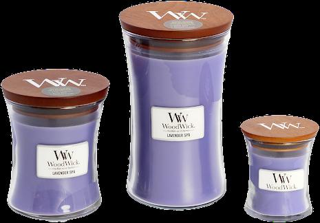 WoodWick - Lavender Spa