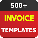 500+ Free Invoice Templates icon