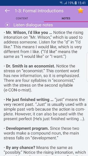 Everyday Conversation English screenshot 3