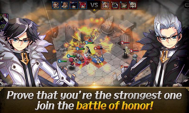 android Fantasy War Tactics Screenshot 4