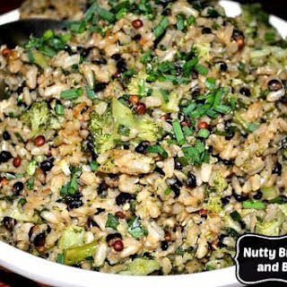 Brown Rice Side Dish Healthy Recipes.