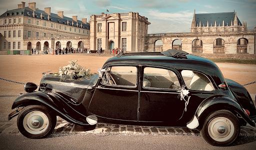 Mariage Chateau de Vincennes