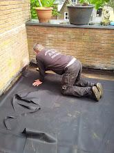 Photo: EPDM dak aanleggen