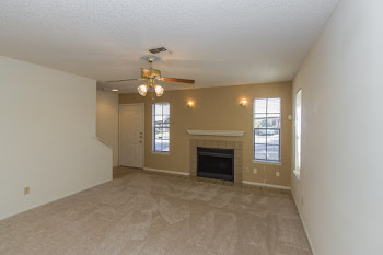 Go to C - 2 Bedroom Townhome Floorplan page.