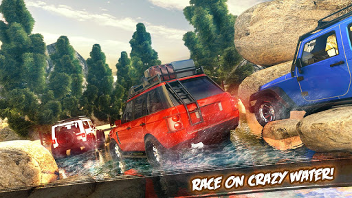 Mission Offroad: Extreme SUV Adventure Screenshot