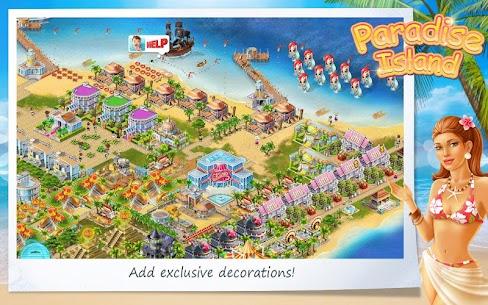 Paradise Island Mod Apk (Unlimited money) 4