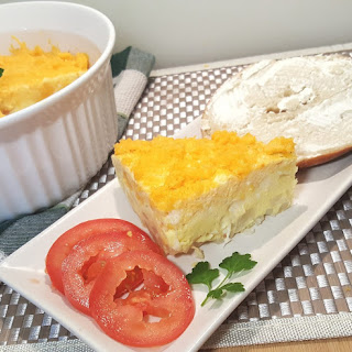 Pressure Cooker Spanish Tortilla {Potato Egg Frittata, Quiche}.