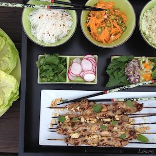 Vietnamese Pork Tenderloin