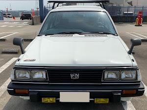 レオーネ  1984年式 ツーリングワゴン 1.8 4WD AJ5のカスタム事例画像 BOXERさんの2020年09月20日17:30の投稿