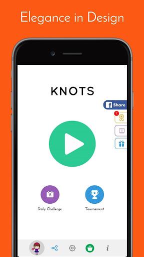 Knots Puzzle 1.9.9 Cheat screenshots 4