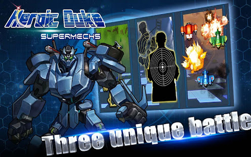 Game Heroic Duke: Super Robot APK for Windows Phone