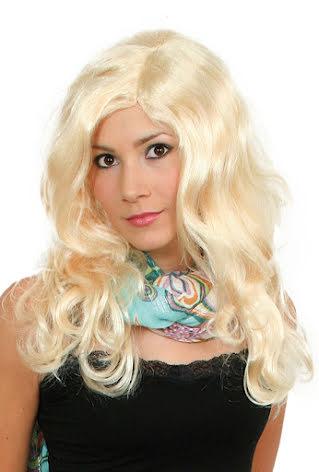 Glamour, blond