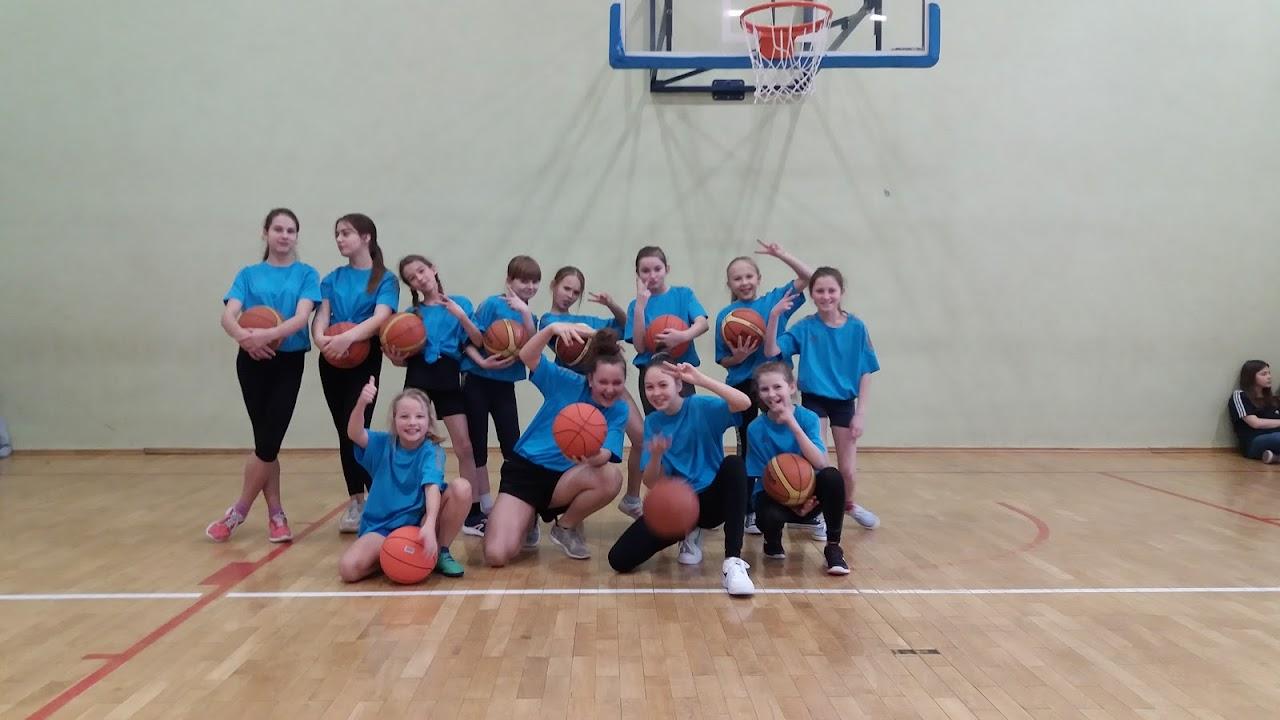 Turniej koszykówki dziewcząt