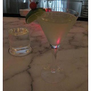 Cilantro Martini