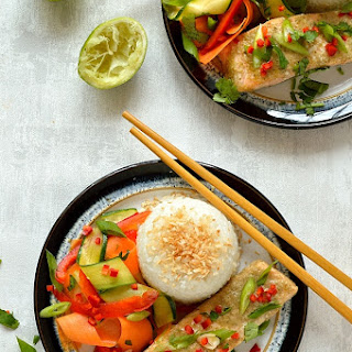Thai Green Curry Salmon Recipes